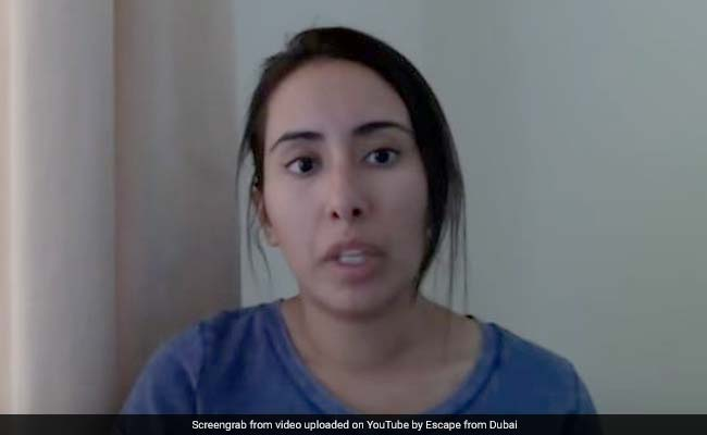 Woman Said To Be Dubai Royal Missing Off Goa. 'Men Outside' Was Her SOS