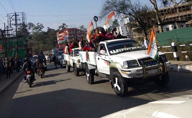 Meghalaya Election Result: BJP, Congress Scramble Top Leaders As Meghalaya Heads For Hung House