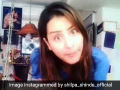 Shilpa Shinde ने बाबूराव स्टाइल में मारा ऐसा धांसू डायलॉग, Video देख कहेंगे OMG!