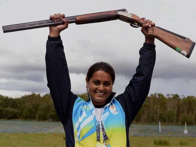 Commonwealth Games 2018: Trap Shooter Shreyasi Singh Would Aim To Better Her Record