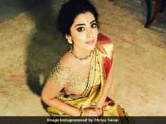 <i>Drishyam</i> Actress Shriya Saran Marries Russian Boyfriend Andrei Koscheev: Reports