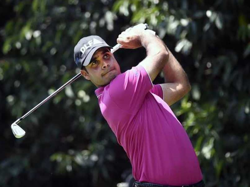 Shubhankar Sharma On Brink Of History At WGC, Leads Star-Studded Field