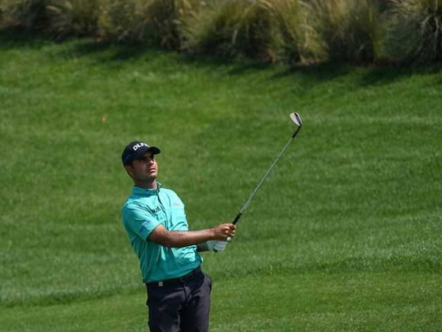 Shubhankar Sharma Struggles On Final Day To Finish Tied 7th At Indian Open