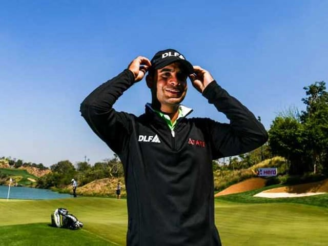 Shubhankar Sharma Cards 72 To Share Lead After Day 3 At Hero Indian Open