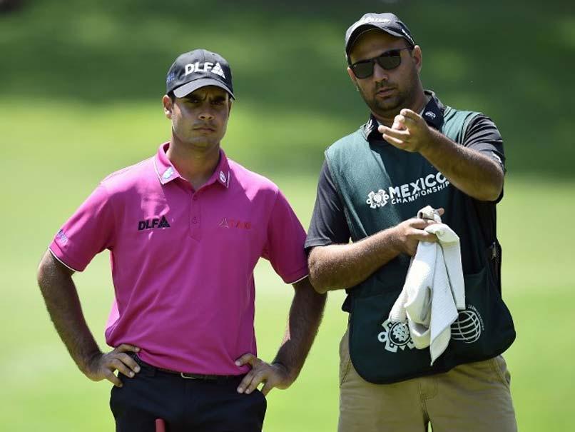 Sensational Indian golfer Shubhankar Sharma takes lead on WGC debut