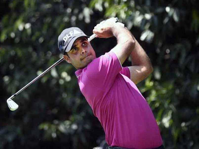 Shubhankar Sharma Climbs To 66th Spot In World Golf Ranking