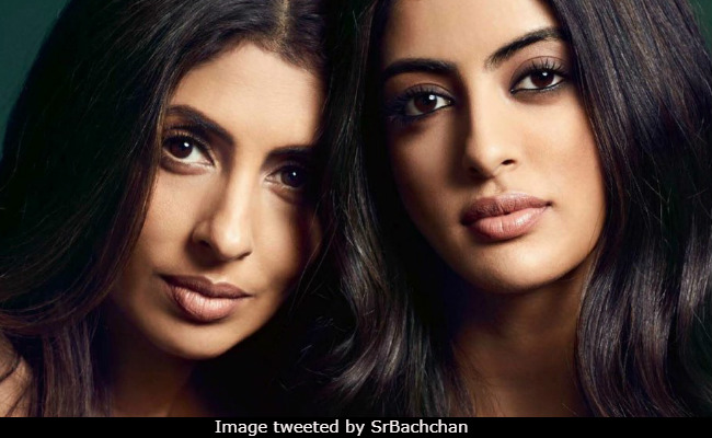 International Women's Day 2018: Gorgeous Pics Of Navya, Aaradhya, Aishwarya Rai And Shweta Bachchan On Amitabh Bachchan's Timeline