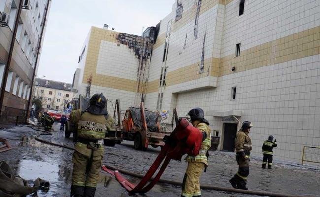 siberia mall fire reuters