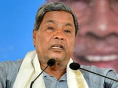 """No Discontent In Congress"": Siddaramaiah After Karnataka Cabinet Rejig"