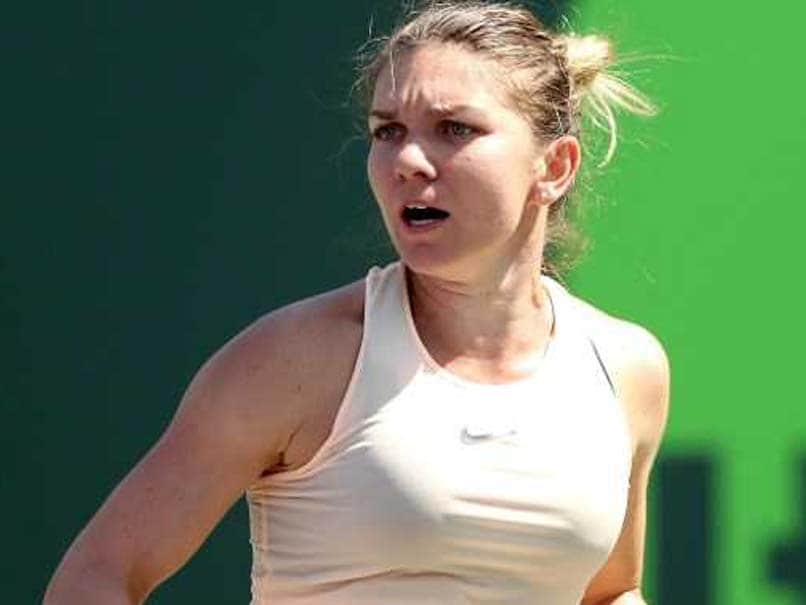 Top-Ranked Simona Halep Out Of WTA Finals With Back Injury