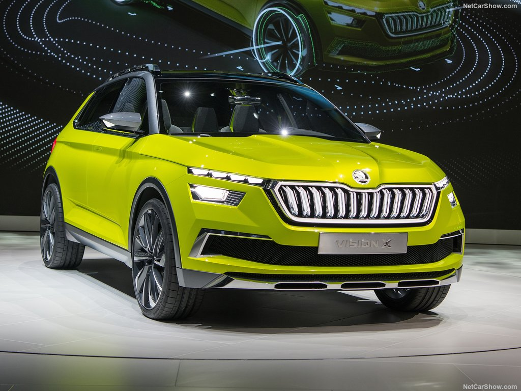 Made For India Skoda And Volkswagen Suv To Be Unveiled By 2020
