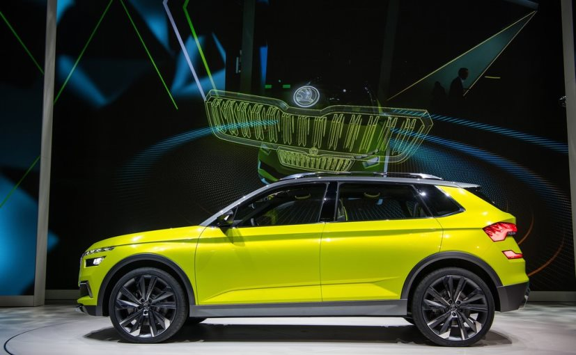 skoda vision x is designed for active audience