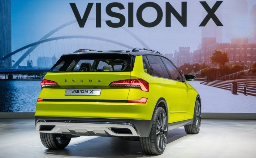 skoda vision x petrol cng electric powertrain
