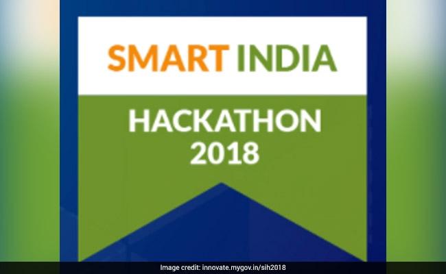 36-Hour Smart India Hackathon 2018 Grand Finale Next Week