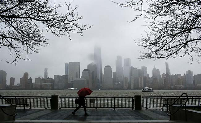 For Second time In A Week, US Northeast Is About To Be Slammed With Snow
