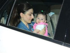 Soha Ali Khan's Daughter Inaaya Has Taught Her How Not To Stress