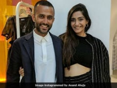 Sonam Kapoor And Anand Ahuja's Wedding Rumour Trends Again