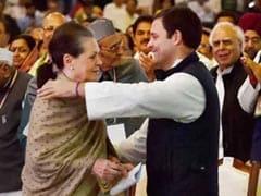 कांग्रेस महाधिवेशन: सोनिया गांधी का मोदी सरकार पर तीखा हमला- न खाऊंगा न खाने दूंगा का वादा सिर्फ ड्रामेबाजी