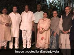 Rahul Gandhi Meets Sharad Pawar Hours After BJP's Bypoll Defeat