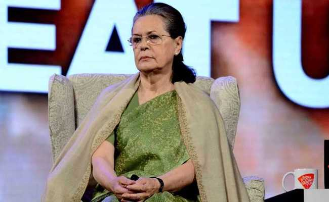 We Will Not Let Modi Come Back To Power: Sonia Gandhi