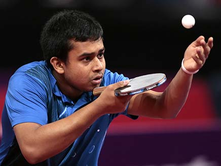 Table Tennis Player Soumyajit Ghosh Booked For Alleged Rape, Commonwealth Games Participation Under Shadow