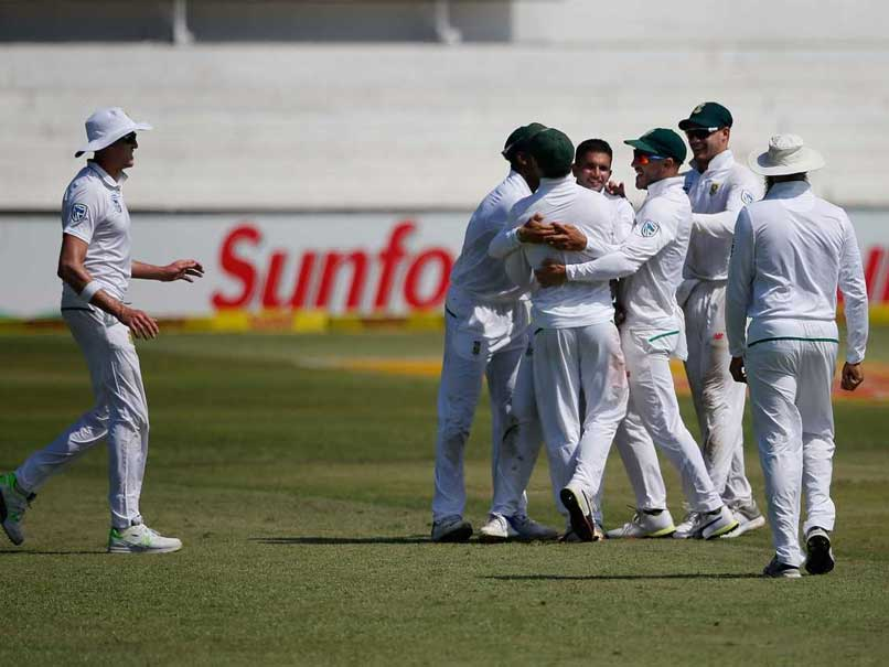 1st Test, Day 1: Australian Batsmen Kept In Check In South Africa