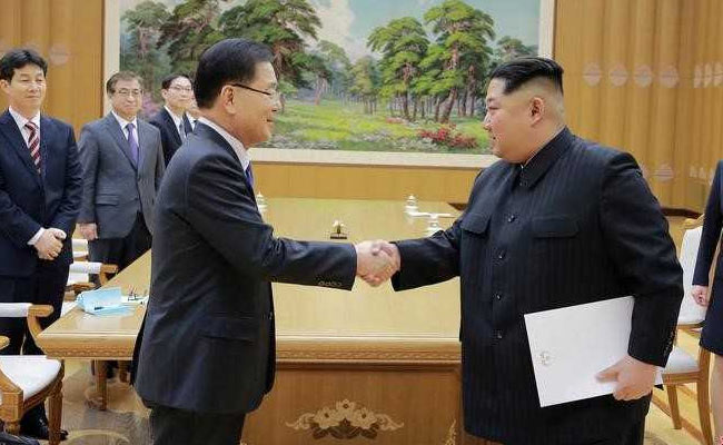 Sanctions On North Korea To Stay, Too Early To Be Optimistic: Seoul