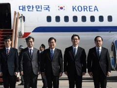 South Korean Delegation Meets Kim Jong Un In North Korea For Talks About Talks