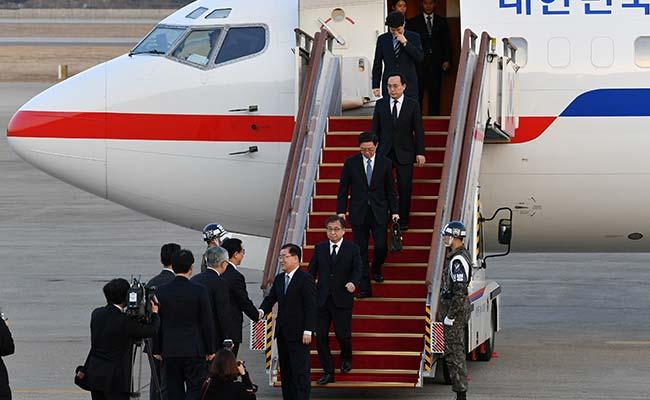 South Korea Envoys