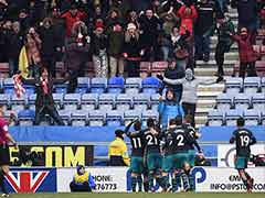 FA Cup: Mark Hughes Makes Flying Start As Southampton Beat Wigan 2-0 To Reach Semis