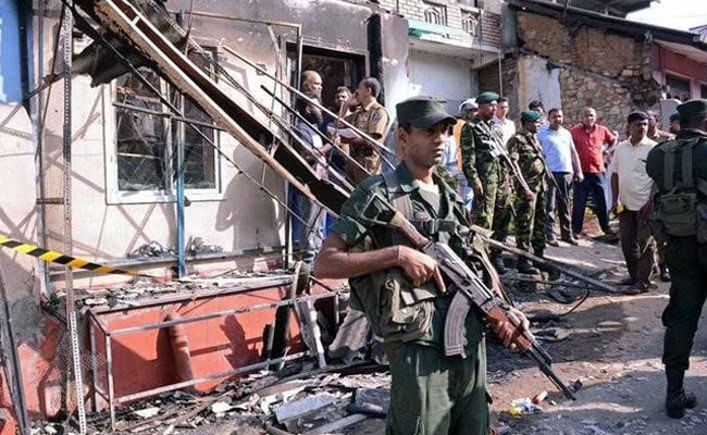 President of Sri Lanka declares state of emergency