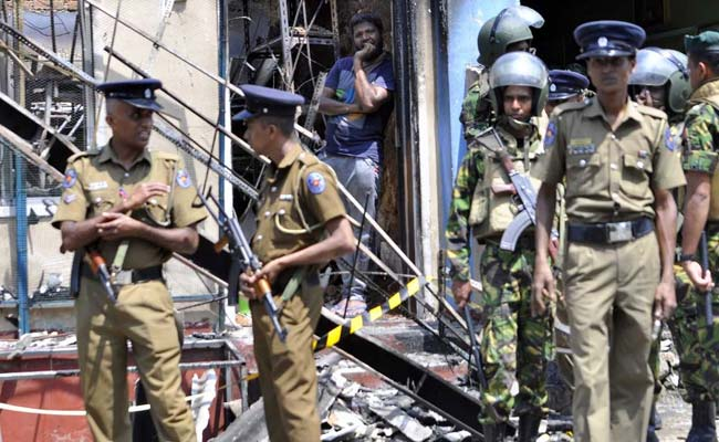 Sri Lanka President Removes Law And Order Minister After Communal Riots