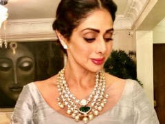 For Sridevi, A Farewell Poem Tweeted By Amitabh Bachchan, Composed By Kaifi Azmi
