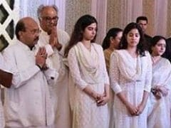 A Tribute To Sridevi, From The Tamil Film Industry. Janhvi, Khushi And Others Attend