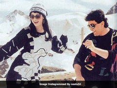 'Reminiscing' Sridevi And Co-Star Rishi Kapoor In <i>Chandni</i>. Posted By Neetu Kapoor