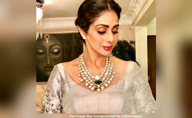 Sridevi And Shashi Kapoor To Be Honoured At New York Indian Film Festival