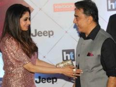 'Sridevi And I Were Like Brother And Sister,' Says Kamal Haasan