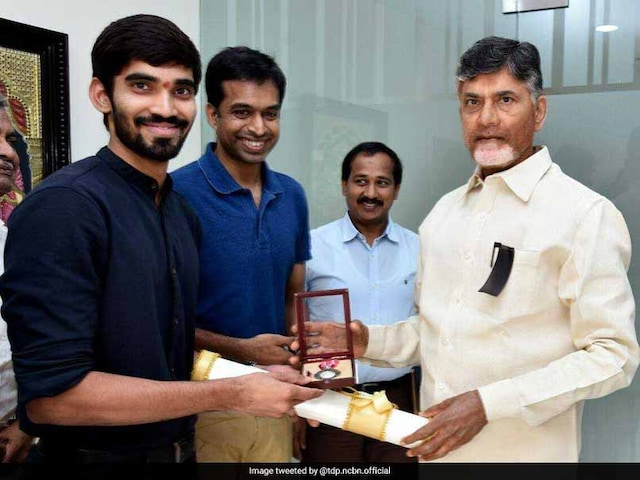 Kidambi Srikanth Appointed Deputy Collector By Andhra Pradesh Government