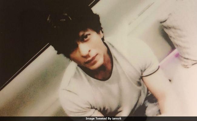 Katrina Kaif, 'Disturbed' By Shah Rukh Khan's Last Selfie, Clicks This Pic
