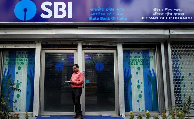 SBI Reports Net Loss Of Rs 4,876 Crore In April-June
