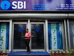 SBI Profit Jumps Over Four-Fold To Rs 3,581 Crore In March Quarter