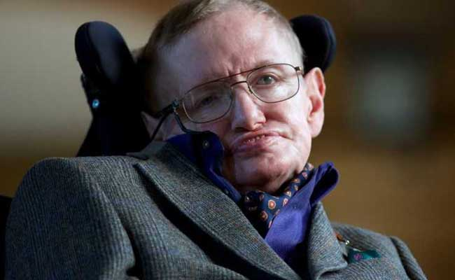 Stephen Hawking, Who Gave Us A Brief History Of Time, Dies At 76