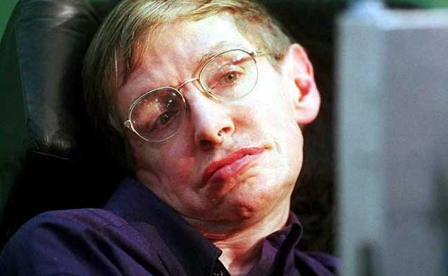 Stephen Hawking, Physicist Who Came To Symbolize Power Of The Human Mind