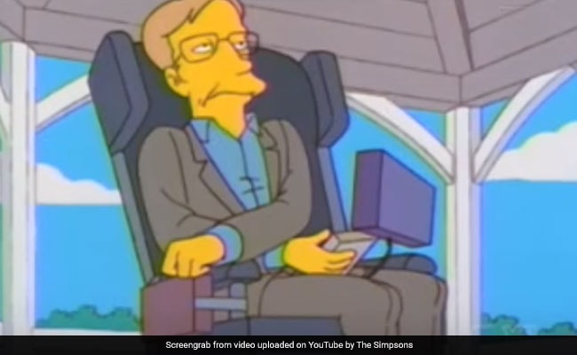 Remembering Stephen Hawking's Many Pop Culture Appearances