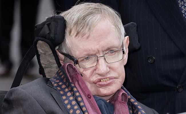 Prime Minister Narendra Modi Condoles Demise Of Stephen Hawking