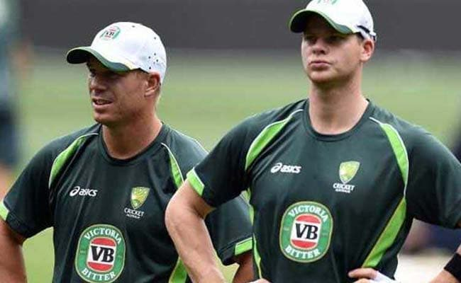 Breaking News: Ball-Tampering Row: Smith, Warner Handed 1 Year Ban By Cricket Australia