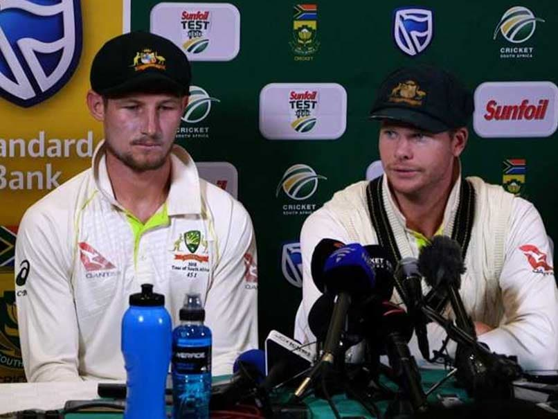 Ball-Tampering Scandal: Steve Smith Fined 100 Per Cent Match Fee, Handed One Test Ban; Cameron Bancroft Handed 3 Demerit Points