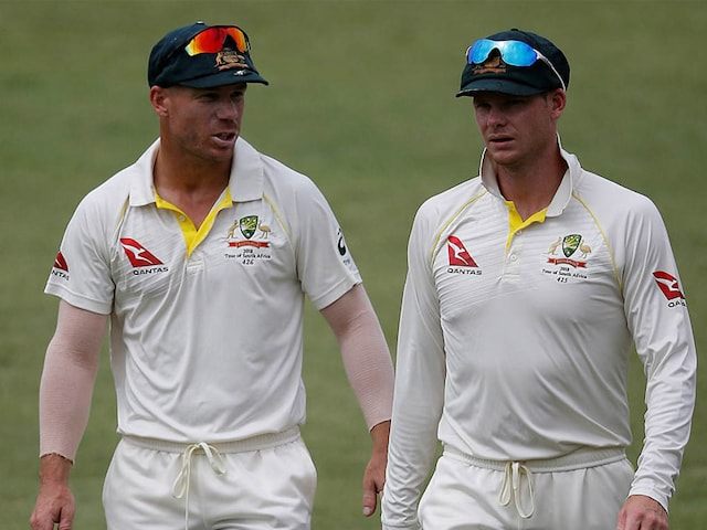Ball-Tampering Row: Steve Smith, David Warner Banned For 12 Months By Cricket Australia. Cameron Bancroft Out For 9 Months