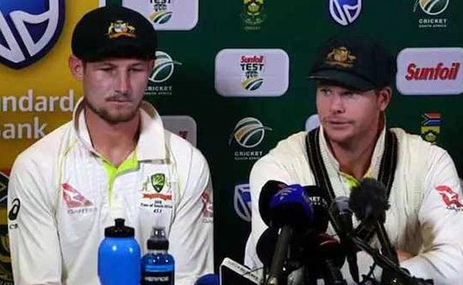 बॉल टैम्परिंग: क्रिकेट ऑस्ट्रेलिया की ओर से लगाए गए बैन को चुनौती नहीं देंगे स्टीव स्मिथ और कैमरन बैनक्रॉफ्ट