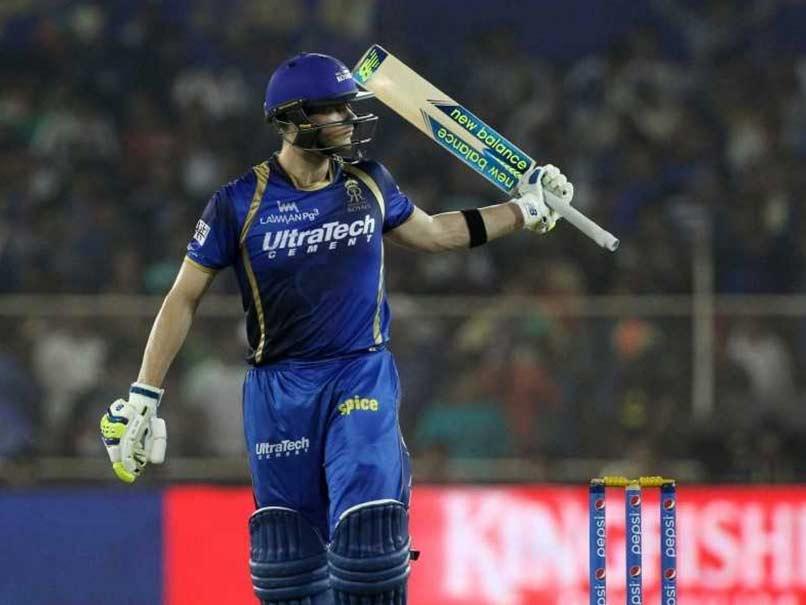 IPL 2018: Steve Smith Steps Down As Rajasthan Royals Captain, Ajinkya Rahane Named His Replacement